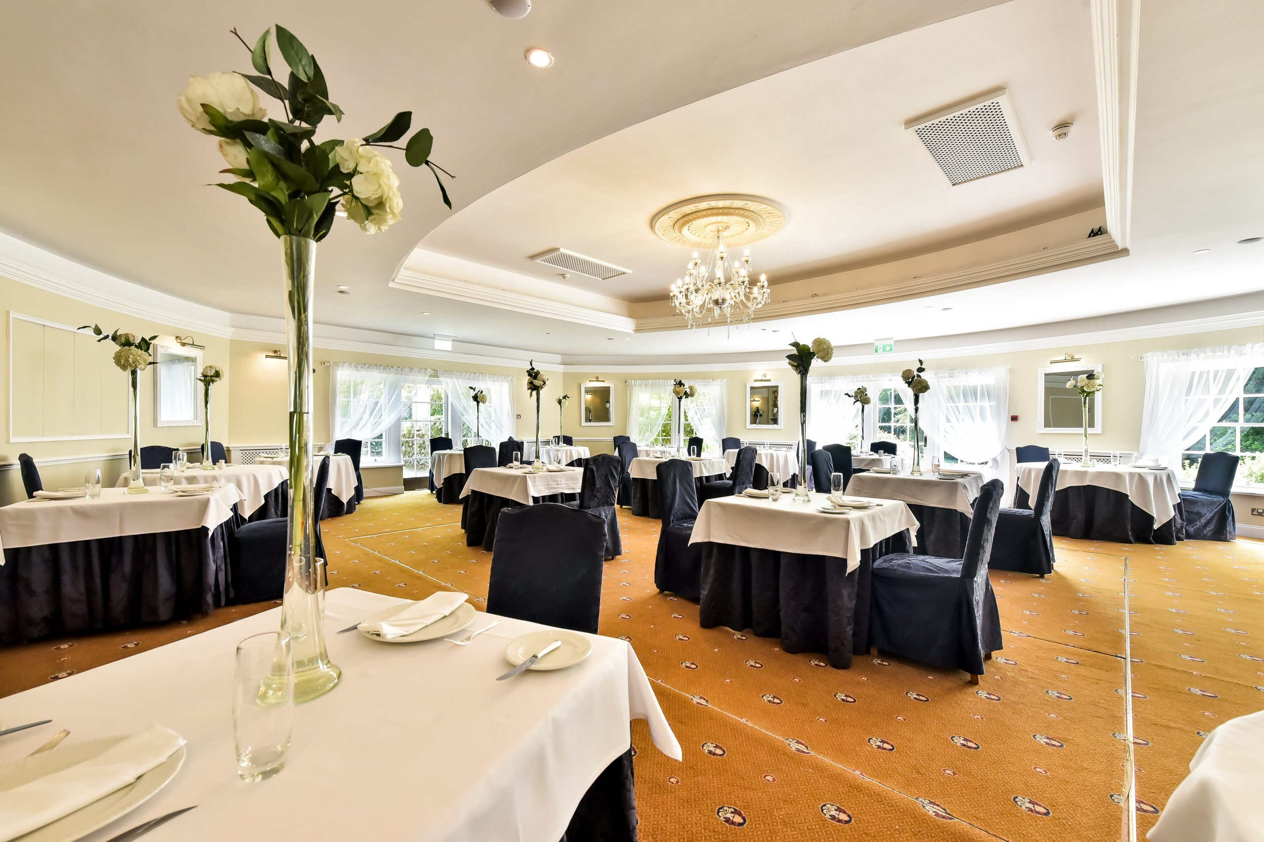 Wedding and conference facilities at Roman Camp Hotel